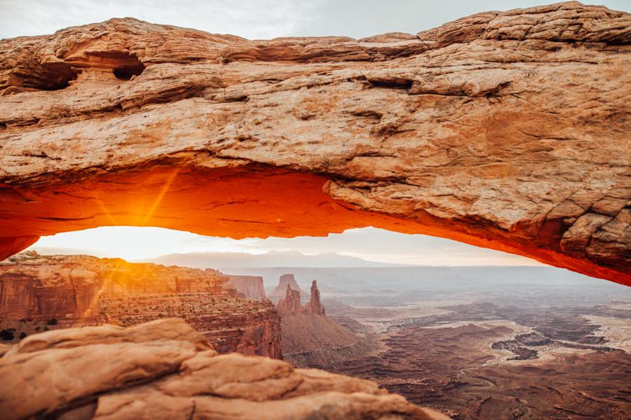 Mesa Arch, Canyonlands National Park, USA