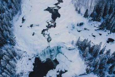 Ristafallet - ett stenkast från Åre