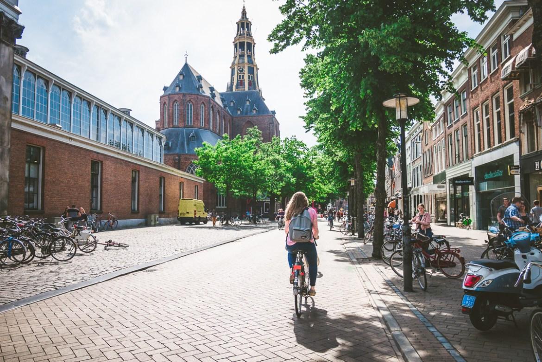 Biketour Groningen Holland