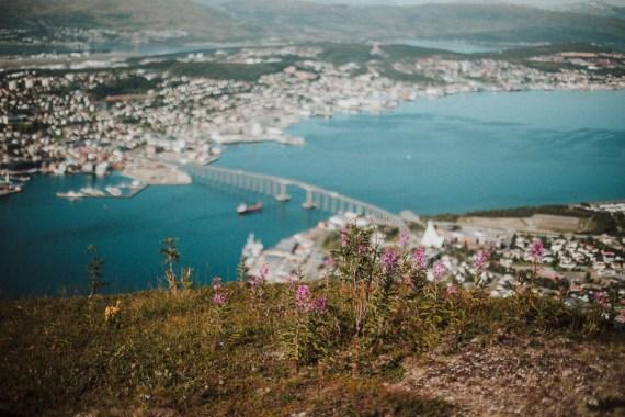 Ett oplanerat stopp i Tromsø