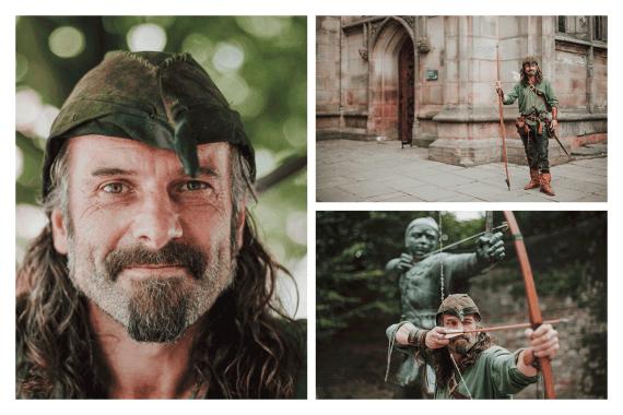 Min Robin Hood-inspirerade resa till Nottingham och Sherwood Forest