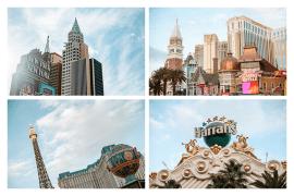 Boka hotell i Las Vegas - att välja mellan budget till extravagant lyx i staden där allt är möjligt
