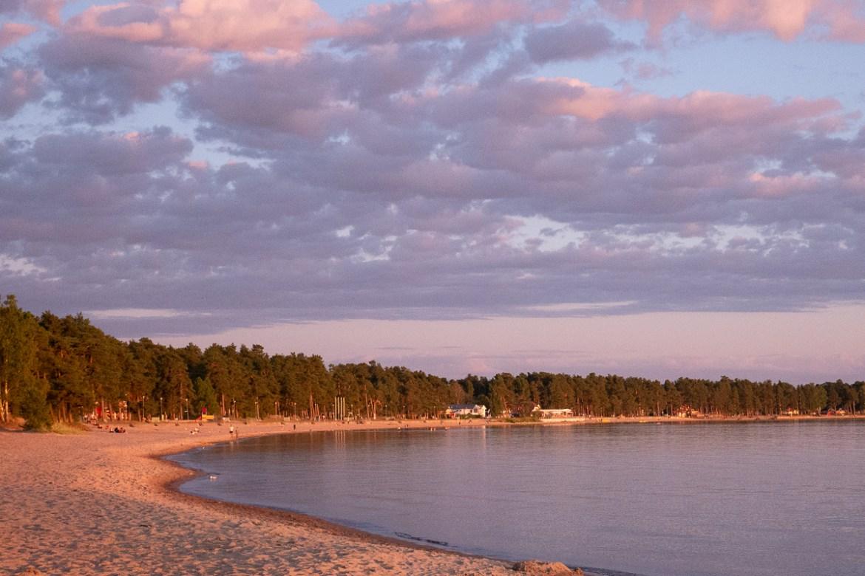 Varamobaden i Motala (Sverige)