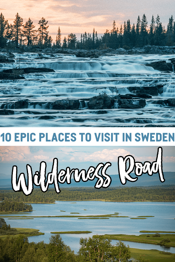 The Wilderness Road in Sweden