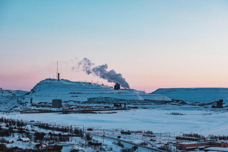 LKAB i Kiruna