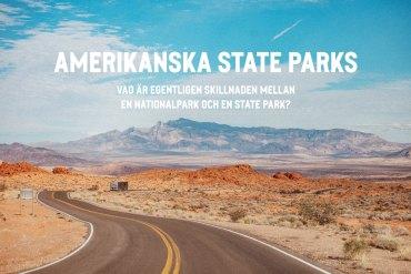 Vad är en amerikansk state park egentligen?