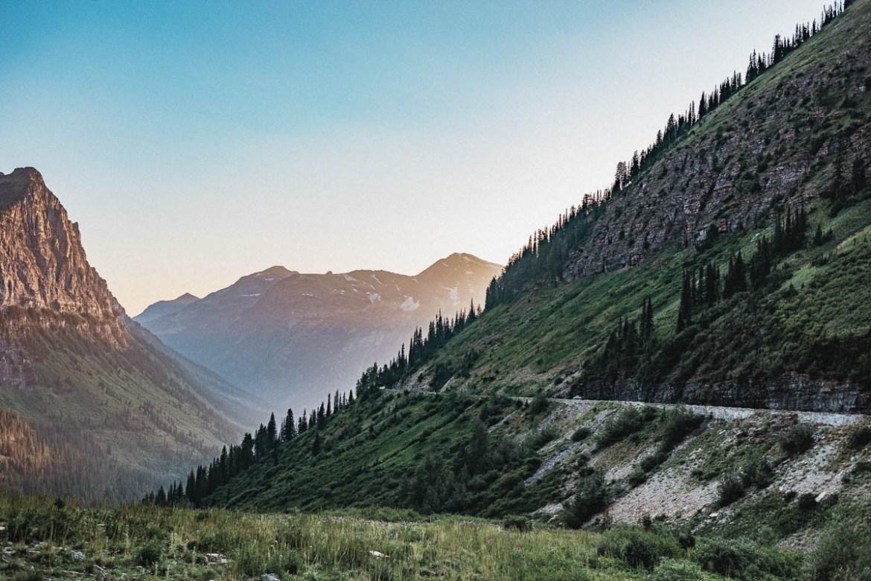 Besöka nationalparker i USA - så här fungerar det