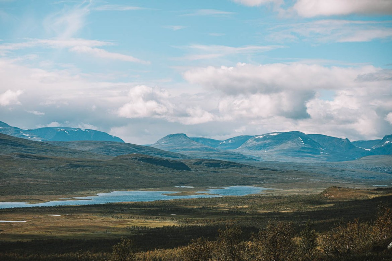 Vandra Lappland