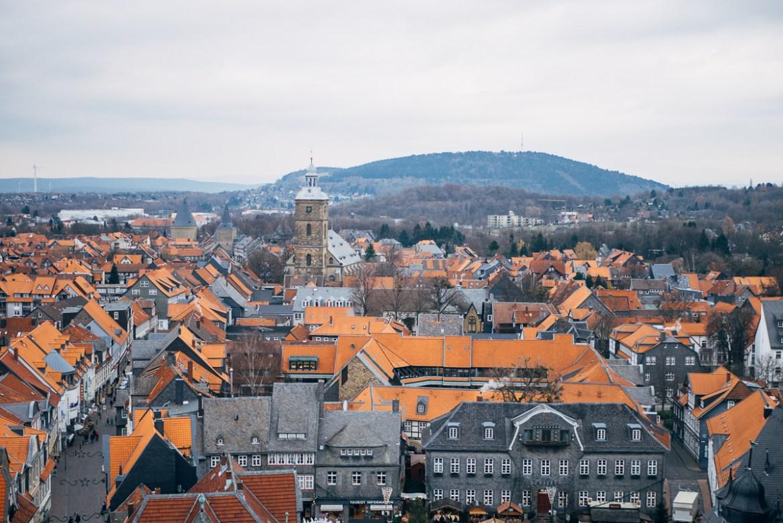 Goslar, Tyskland | UNESCO världsarv