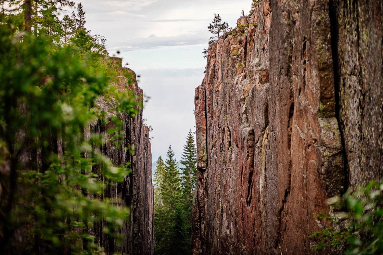 Skuleskogens nationalpark | Ångermanland | Nationalparker i Sverige |