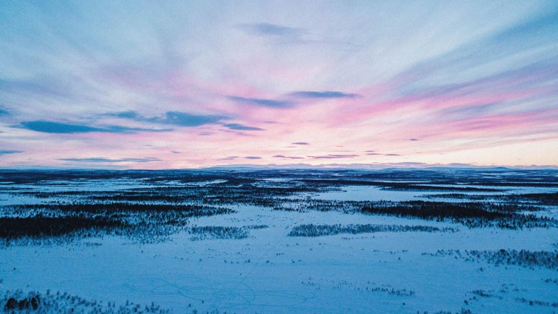 Mertajärvi Lappland
