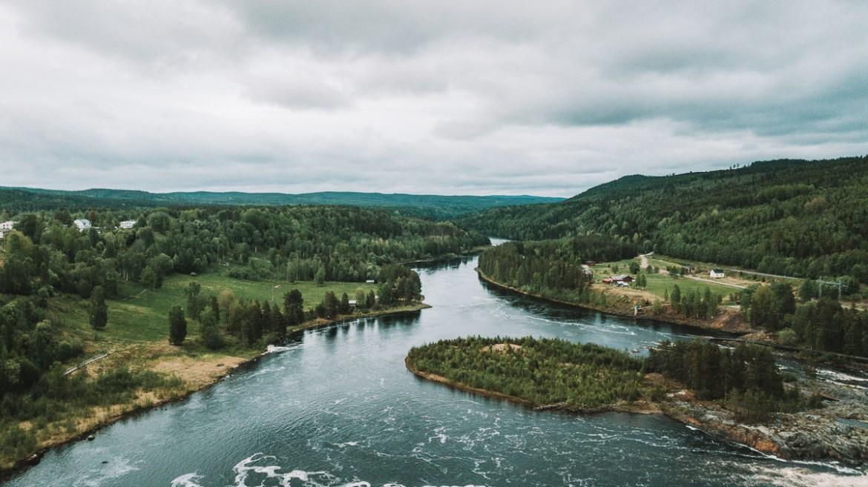 Nämforsen | Näsåker | Ångermanland | Sverige