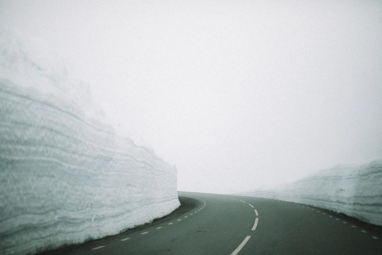 Stekenjokk - Vildmarksvägen