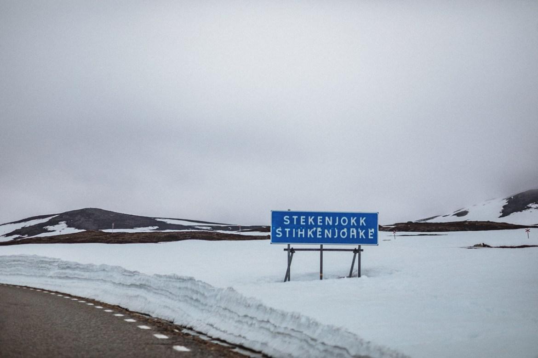 Stekenjokk Vildmarksvägen 6 juni 2020