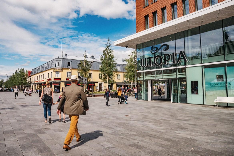 Umeå Västerbotten Sverige