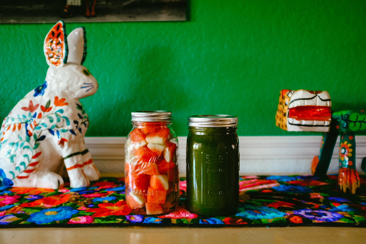 Juice + Fruit Cleanse – Day 5
