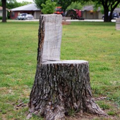 Tree Stump Chairs Potty May 2013 Oh