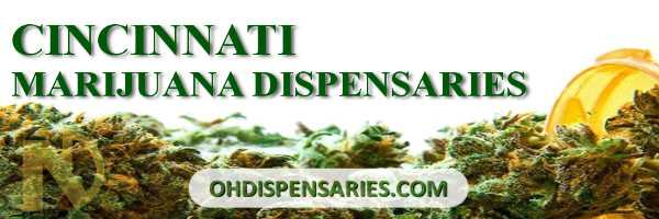 Cinncinnati marijuana dispensaries.