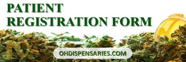 Ohio Medical Marijuana Patient Registration Form