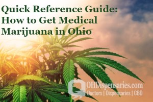 Quick Reference Guide: How to Get Medical Marijuana in Ohio