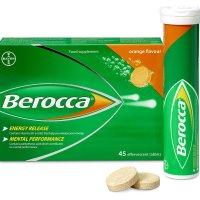 Khasiat Kebaikan Fungsi Berocca Supplement