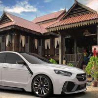 Proton Perdana FL 2018, Rekaan Garang dan Sporty!