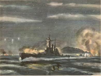 Night Battle off Guadalcanal