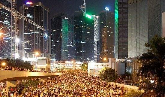 População de Hong Kong