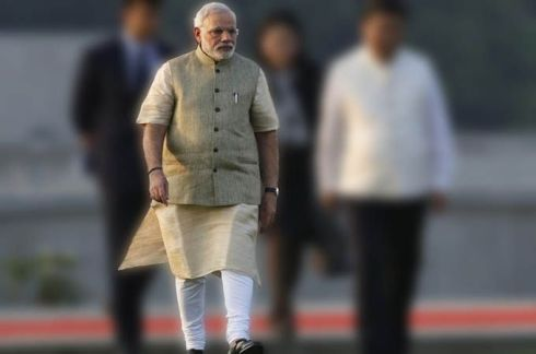 Image result for images of narendra modi and creaseless clothes