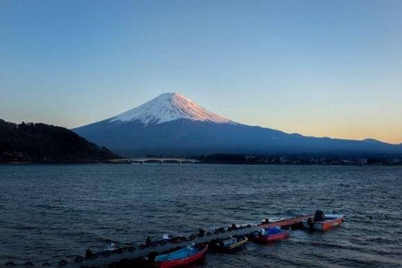 Mt.  Fuji, Japão