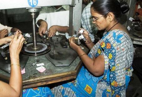diamantes indianos