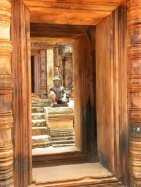 Banteay Srai - Lady-Tempel