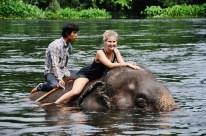 Elephant's World Kanchanaburi