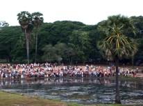 Angkor Wat - leider waren wir nicht die einzigen
