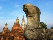 Little Angkor - Wat Chai Watthanaram