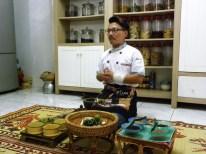 Unser lieber Kochlehrer