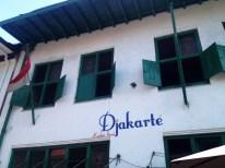 Kota - Old Town of Jakarta