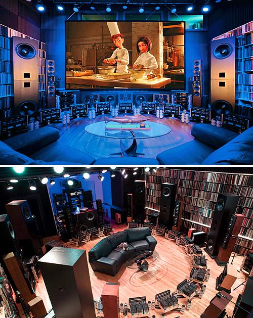 Jeremy Kipnis' $6 Million Home Theater  Ohgizmo