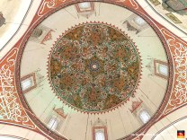 The tiled dome inside was SWEET. You gotta see this thing for yourself.