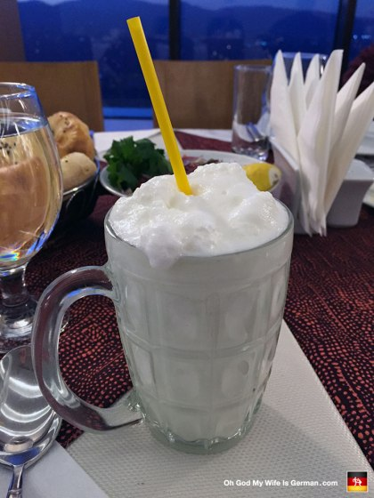 095-ayran-yogurt-drink-Kule-Sini-Restaurant-Konya