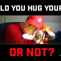 Should You Hug Your Dog or Not? (Seriously. This Is Being Debated.)