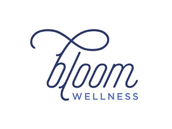 Bloom Wellness Logo Design