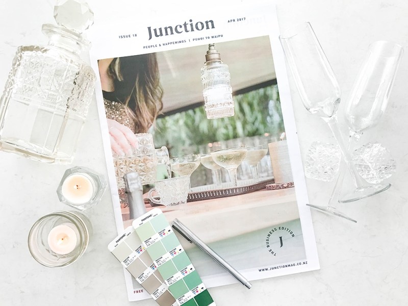 Junction Magazine
