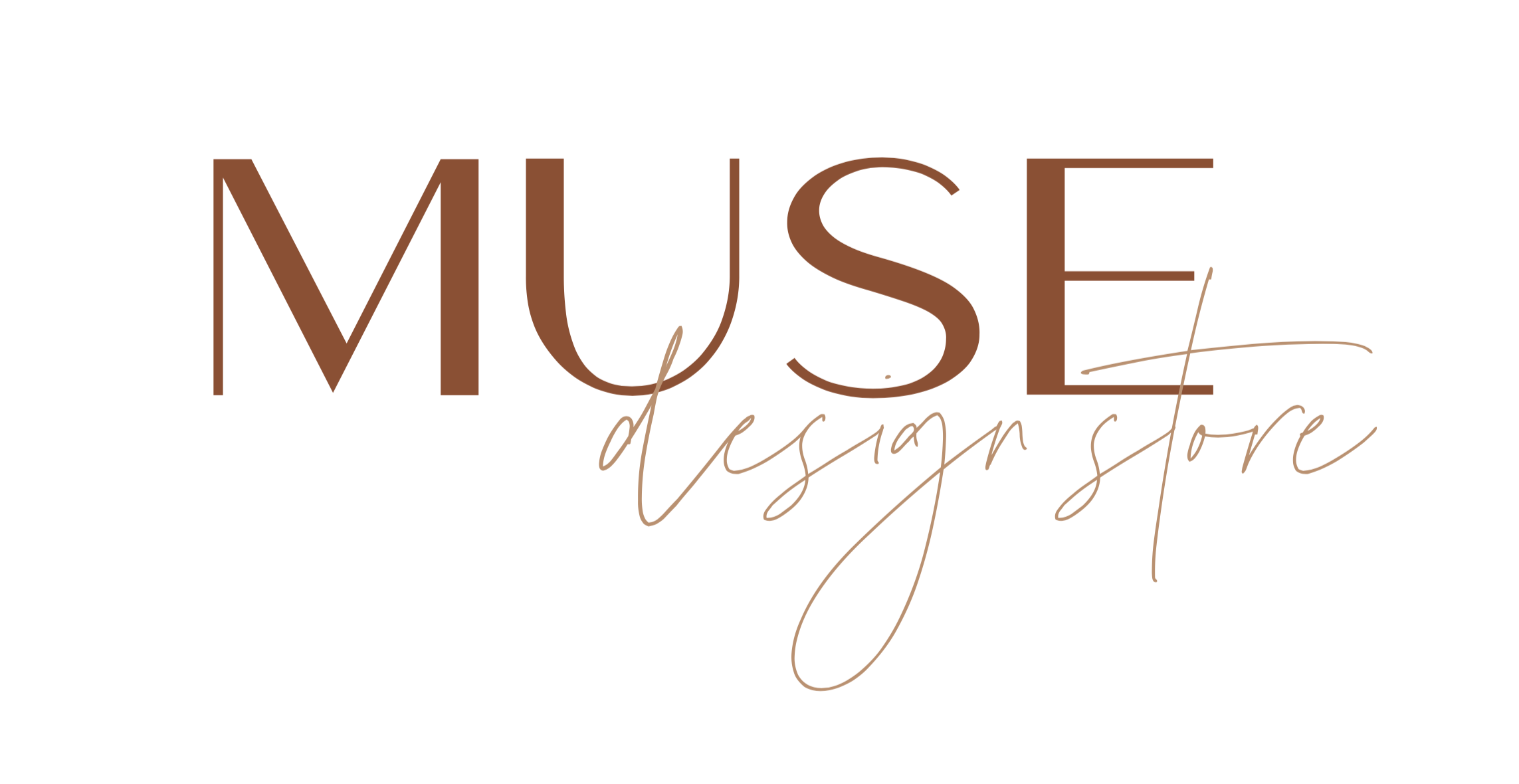 Muse Design Store Logo by Oh Gosh Design