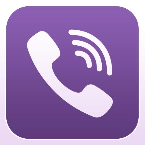 Viber messagin app