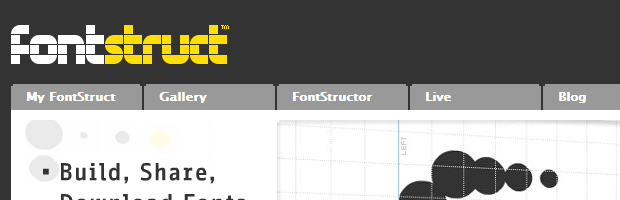FontStruct: Create your Own Custom Fonts for Free