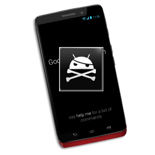 Motorola Droid Ultra Rooted