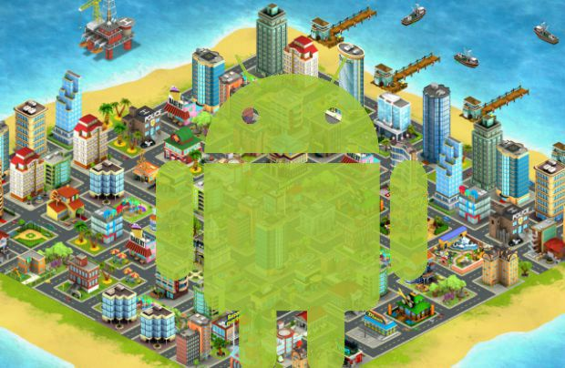 Android City Building Apps