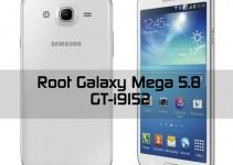 Root for Galaxy Mega 5.8 I9152