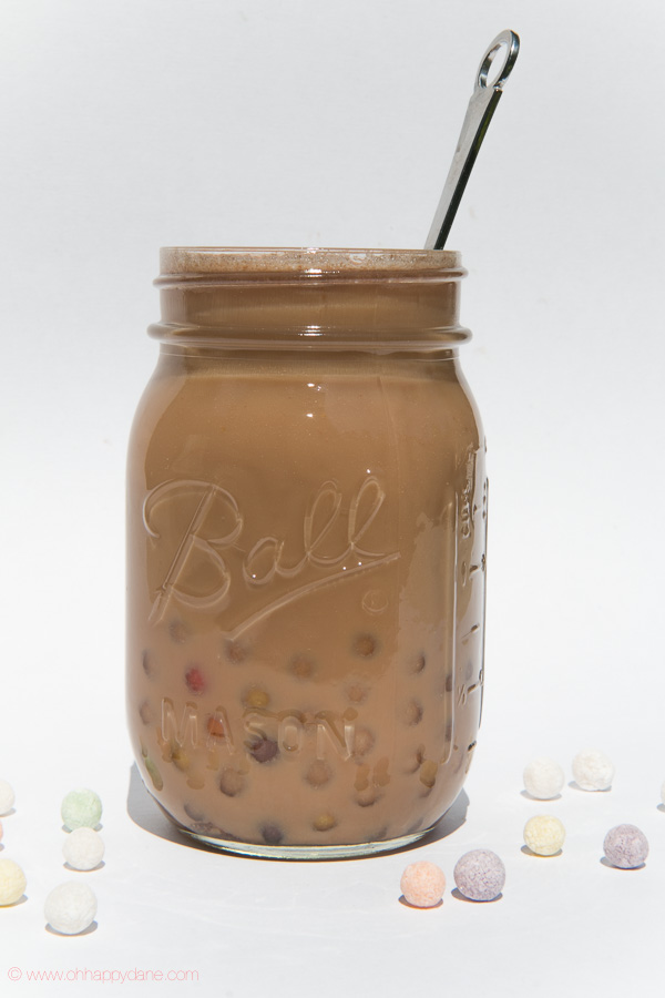 Bubble Tea the easy way